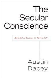 Cover of: Secular Conscience