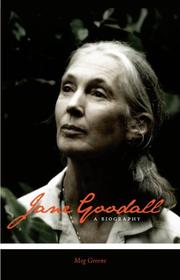 Jane Goodall by Meg Greene