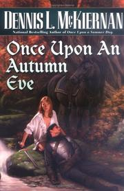 Cover of: Once upon an autumn eve | Dennis L. McKiernan