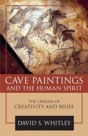 Cover of: Cave paintings and the human spirit