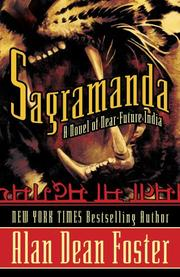 Cover of: Sagramanda | Alan Dean Foster