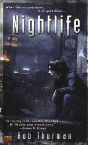 Cover of: Nightlife