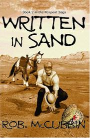 Cover of: Written In Sand