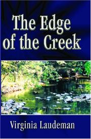 Cover of: The Edge of the Creek