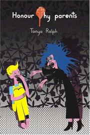 Cover of: Honour Thy Parents | Tanya Ralph