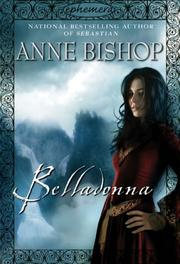 Cover of: Belladonna (Ephemera, Book 2)