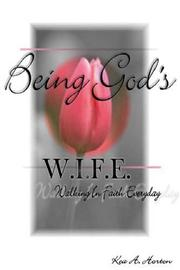 Cover of: Being God