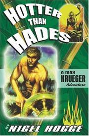 Cover of: Hotter Than Hades | Nigel Hogge