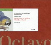 Cover of: Illustrations of the family of psittacidae, or parrots