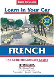 Cover of: French