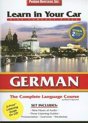 Cover of: German