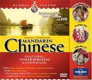 Cover of: Global Access Visual Passport Mandarin Chinese