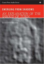 Cover of: Emerging from Shadows