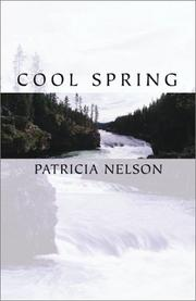 Cover of: Cool Spring | Patricia Nelson