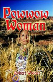 Cover of: Powwow Woman | Robert Widder