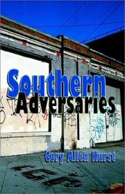 Cover of: Southern Adversaries | Cory Allen Hurst