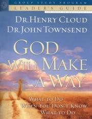 Cover of: God Will Make a Way Leader's Guide