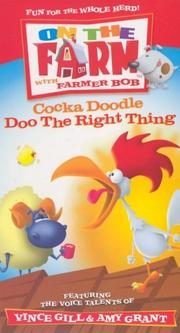 Cover of: Cocka Doodle Doo the Right Thing