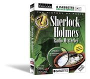 Cover of: Sherlock Holmes Radio Mysteries | Jim French