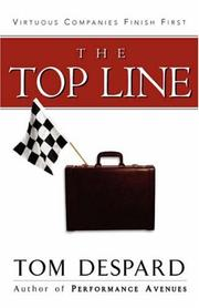 Cover of: The Top Line | Tom Despard