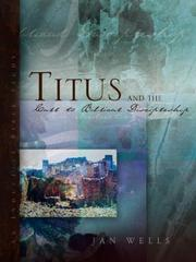 Cover of: Titus and the Call to Biblical Discipleship | Jan Wells