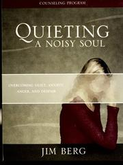 Cover of: Quieting a Noisy Soul Kit