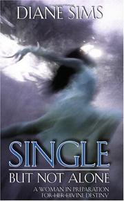 Cover of: Single But Not Alone | Diane Sims