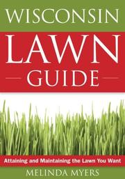 Cover of: Wisconsin Lawn Guide | Melinda Myers
