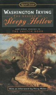 Cover of: Legend of Sleepy Hollow and other Stories from the Sketch Book | Washington Irving