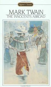 Cover of: Innocents Abroad (Signet Classics) | Mark Twain