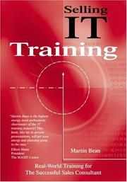 Cover of: Selling IT Training | Martin Bean