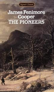 Cover of: The Pioneers (Signet Classics) by James Fenimore Cooper