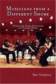 Cover of: Musicians from a Different Shore | Mari Yoshihara
