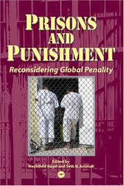 Cover of: Prisons and Punishment