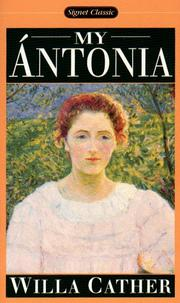 Cover of: My Antonia