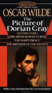 Cover of: The picture of Dorian Gray and selected stories