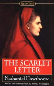 The Scarlet Letter Signet Classics October 2 1999