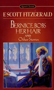 Cover of: Bernice bobs her hair and other stories