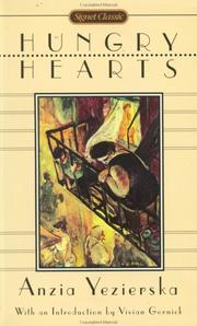 Cover of: Hungry hearts