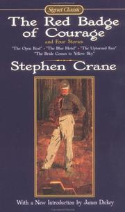 Cover of: The Red Badge of Courage And Four Stories