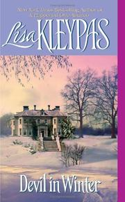 Cover of: Devil in Winter (Wallflower Quartet, Bk. 3) |