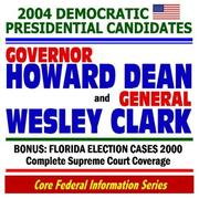 Cover of: 2004 Democratic Presidential Candidates