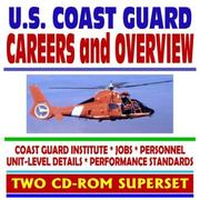 Cover of: U.S. Coast Guard Careers and Overview
