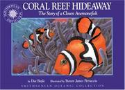 Cover of: Coral Reef Hideaway