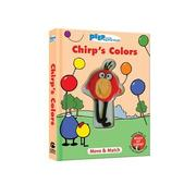 Cover of: Chirp's Colors (Peep)
