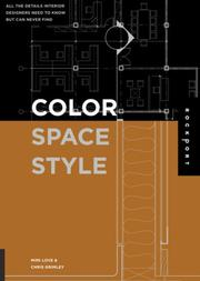Cover of: Color, Space, and Style | Mimi Love