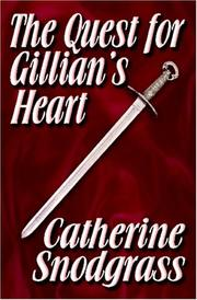 Cover of: The Quest for Gillian's Heart