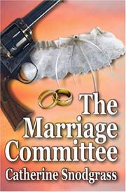 Cover of: The Marriage Committee (The Texas Brides, Book II)