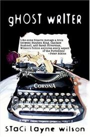 Cover of: Ghost Writer