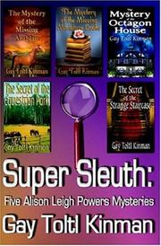 Cover of: Super Sleuth